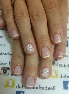 Débora Cruz Design de unhas... KJ...  תמיד Pedicures, Manicure And Pedicure, Celebrity Beauty, Nail Care, Hair And Nails, Nail Colors, Nail Designs, Tattoos, Makeup