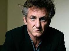 Sean Penn. Admiration.