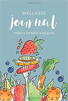 Food, Fitness And Health Tracker Wellness Journal Notebook: 12 week goal setting and wellness tracking for a heathy, happy you! Click through to shop this gorgeous health journal packed with wellness tracking and dot grid pages. #healthjournal #wellnessjournal #dotgrid #dotted #habittracker #wellnesstracker #exercisetracker #foodtracker #foodjournal #waterintake #bulletjournal #journal #notebook #fitnessjournal