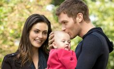 The Family (Klaus, Haley & Baby Hope)