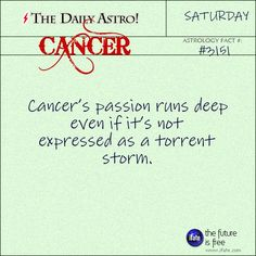 Daily Cancer Astrology Fact: The I Ching is an ancient form of divination from China.  You can do a free reading here right now.    Visit iFate.com today!