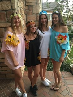 four seasons costume!  sc 1 st  Pinterest & The Four Seasons Halloween Costume! | DIY | Pinterest | Halloween ...