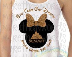 The Summit Shirt D2 Shirt Cheerleading Shirt Cheer Summit 2018 Disney Shirt Disney Summit D2