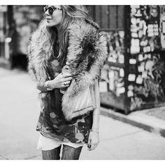 """Maja op Instagram: """"#nyc"""""""
