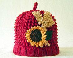 Knitting Pattern Stocking Hat Pattern the by FiddlestyxStudios