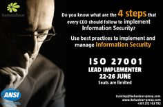Mastering the implementation and management of an Information Security Management System (ISMS) based on ISO 27001:2013.