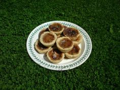 Mum's famous Butter Tarts from Purity Cookbook 1945 Edition