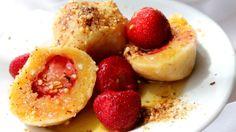 Prebuďte sa do sladkého rána: Vychutnajte si makovo-tvarohové guľky plnené ovocím!