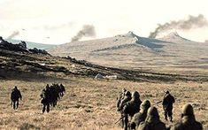 Argentine soldiers Faklklands