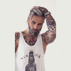 #style #styleblogger #man #menswear #menstyle #barba #barbalife #barbados #barbalifestyle #barbado #barbudo #barber #barberlife #barberlifestyle #barbudos #menswearblogger #stylestyle #boatarde #goodafternoon #lord #undercut #undercutnation #very #cool #verycool #bigode #mustache #usa #estadosunidos