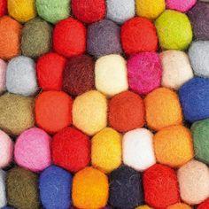 Teppich   pinoccio von HAY