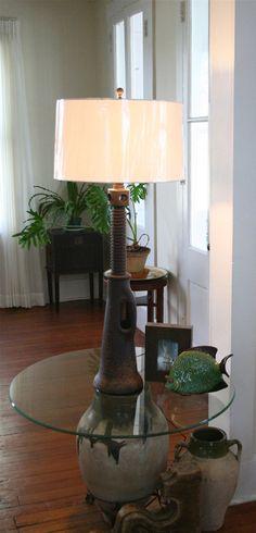 1912 Simplex Jack Lamp by DoormanDesigns on Etsy