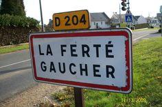 La Ferté Gaucher , petite ville de la Brie La vie à La Ferté Gaucher , petite ville du Nord/est de la Seine et Marne