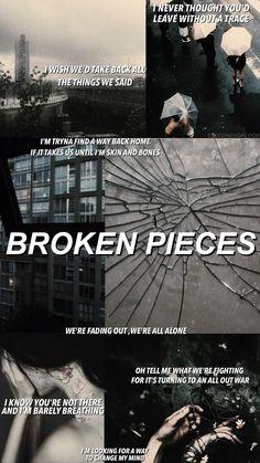 broken pieces - 5sos