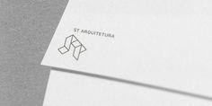 ST ARQUITETURA by vinicius costa, via Behance