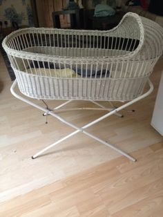 1000 images about baby cribs on pinterest cribs wicker for Drape stand for crib