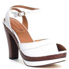 Corso Como   Dara Heel - White