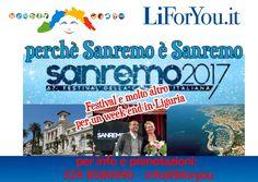 Book Your Festival in Sanremo - Liforyou   Dal 7 al 12 FEBBRAIO : Street Food Festival