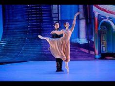Большой балет. Инна Билаш, Никита Четвериков. Дуэт Маши и Вершинина из б...