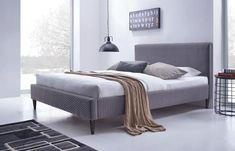 Manželská posteľ 160 cm - Halmar - Flexy (s roštom) Living Furniture, Bedroom Furniture, Furniture Sets, Modern Furniture, Bedroom Decor, Upholstered Bed Frame, Upholstered Platform Bed, Transforming Furniture, Reupholster Furniture