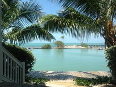Wouldn't you like to be here in the Florida Keys smoking a cigar?
