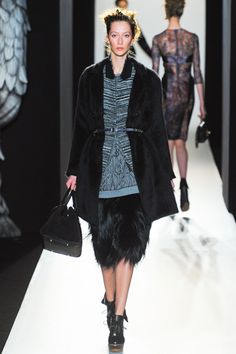 Mulberry Fall 2012 Ready-to-Wear