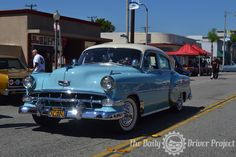 Automobiles Invade Downtown Bellflower