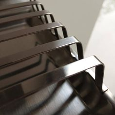 Stainless steel toast rack / 6 slices / Satinsteel London Toast Rack, Uk Shop, All In One, Stainless Steel, London, Breakfast, Etsy, Morning Coffee, London England