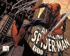 Joe Quesada | Amazing Spider-Man #600
