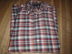 Polo Ralph Lauren - Madras McMeel Button Down Shirt