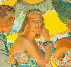 Vintage et cancrelats: Amour Amour
