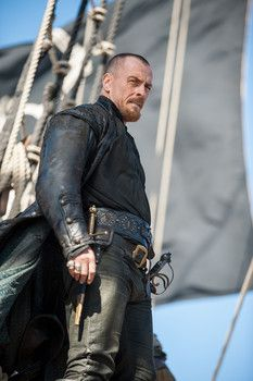 Interview: 'Black Sail's' Toby Stephens says character is bent on revenge