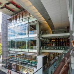 Time Warner shopping center 10 Columbus New York