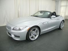 2014 Bmw Z4 sDrive35is sDrive35is 2dr Convertible Convertible 2 Doors Glacier Silver Metallic for sale in Seaside, CA Source: http://www.usedcarsgroup.com/used-bmw-for-sale-in-seaside-ca