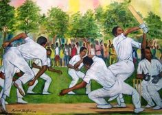 'The Game' - Richard Blackford's, Jamaican Artist. Google Search