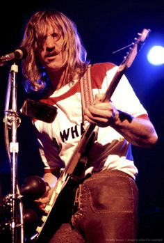Joe Walsh→The Eagles, James Gang
