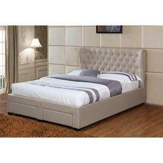 found it at wayfair icterine upholstered storage platform bed