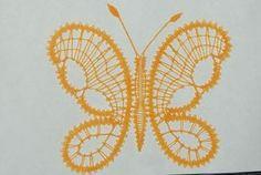 Papillon...vole... - Les dentelles aux fuseaux de Cosette