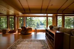 Canoe Bay Relais & Chateaux - SALA Architects - Kelly R. Davis