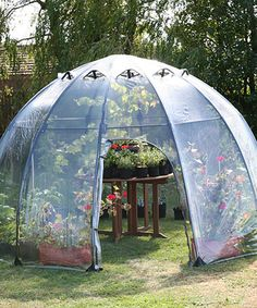Large Sunbubble Conservatory ==