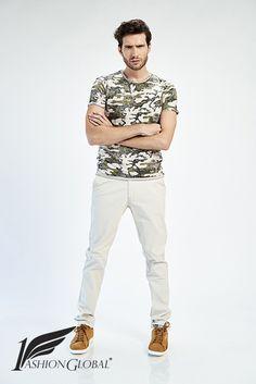 camouflage chemise