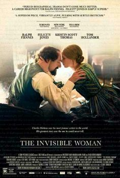 BEST COSTUME DESIGN NOMINEE: The Invisible Woman