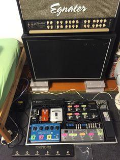 きたろーのエフェクターボード写真 - Effectsboard.com for Guitar