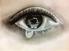 Finally this is done..! #eyes #drawing