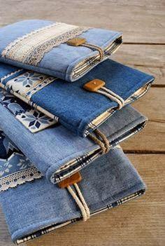 Сам себе мастер: 11 стильных вещиц, которые можно сделать из старых джинсов