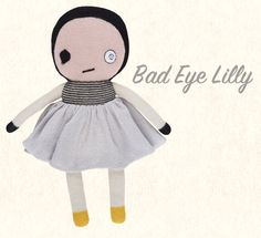 Bad Eye Lilly on http://www.caravanstyle.com/shop