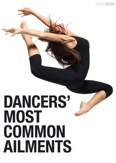 Check out this article of common risks of being a dancer.