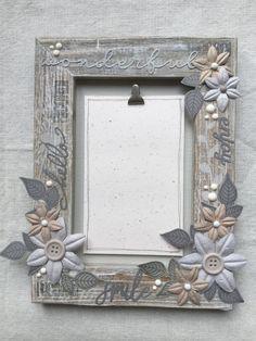 Florilèges Design : Cornice shabby style by Ste