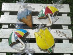 #TMJcreative #gingerbreadcookie #summercookie #umbrella #icecream #tulip