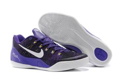 267e06aaee8 Find Nike Kobe 9 Low EM Black Court Purple-White For Sale New Release  online or in Yeezyboost. Shop Top Brands and the latest styles Nike Kobe 9  Low EM ...